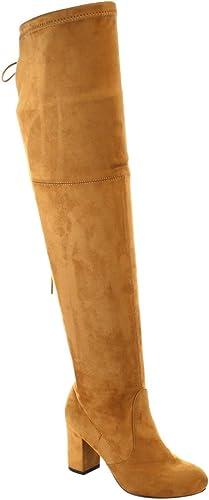 ShoBeautiful BT02 Womens Overknee Thigh