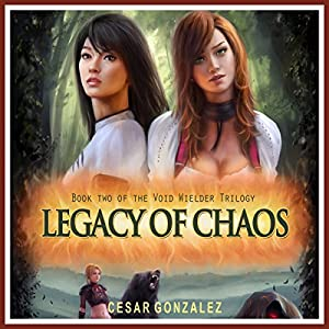 Legacy of Chaos Audiobook