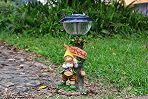 JYB/ Rural kids solar decorative lights/led lights/garden landscape lighting , boys