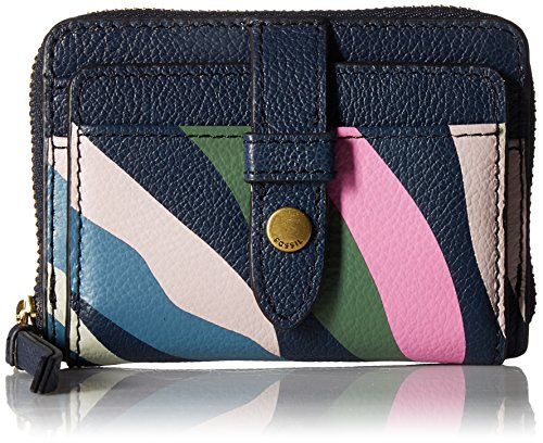 (Fossil Fiona Mini Wallet, Multi)