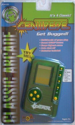 eld Classic Arcade Centipede (Mga Electronic Handheld)