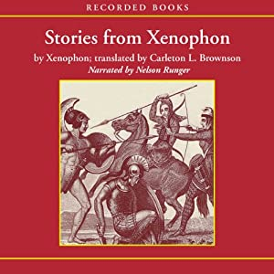 Stories from Xenophon Audiobook