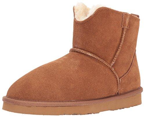 Lamo Womens Bellona II Ankle Bootie Chestnut Bhh4mJA9W