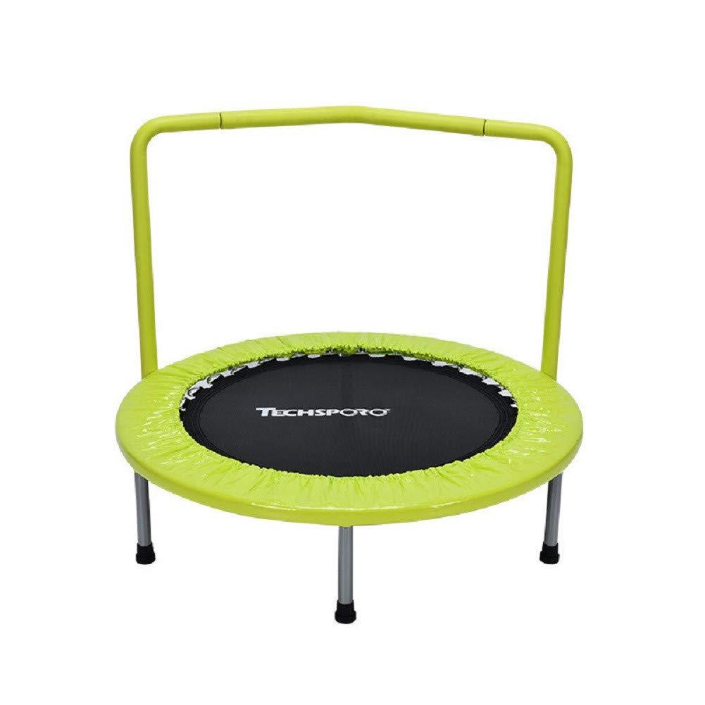 auténtico verde TOOWE 41 41 41  Mini trampolín para niños con Mango, Seguridad y Cama elástica de niño Durable-3 Colors Disponibles  moda
