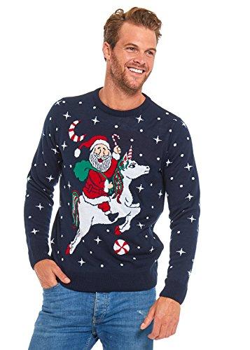 Ugly Christmas Sweater Unicorn