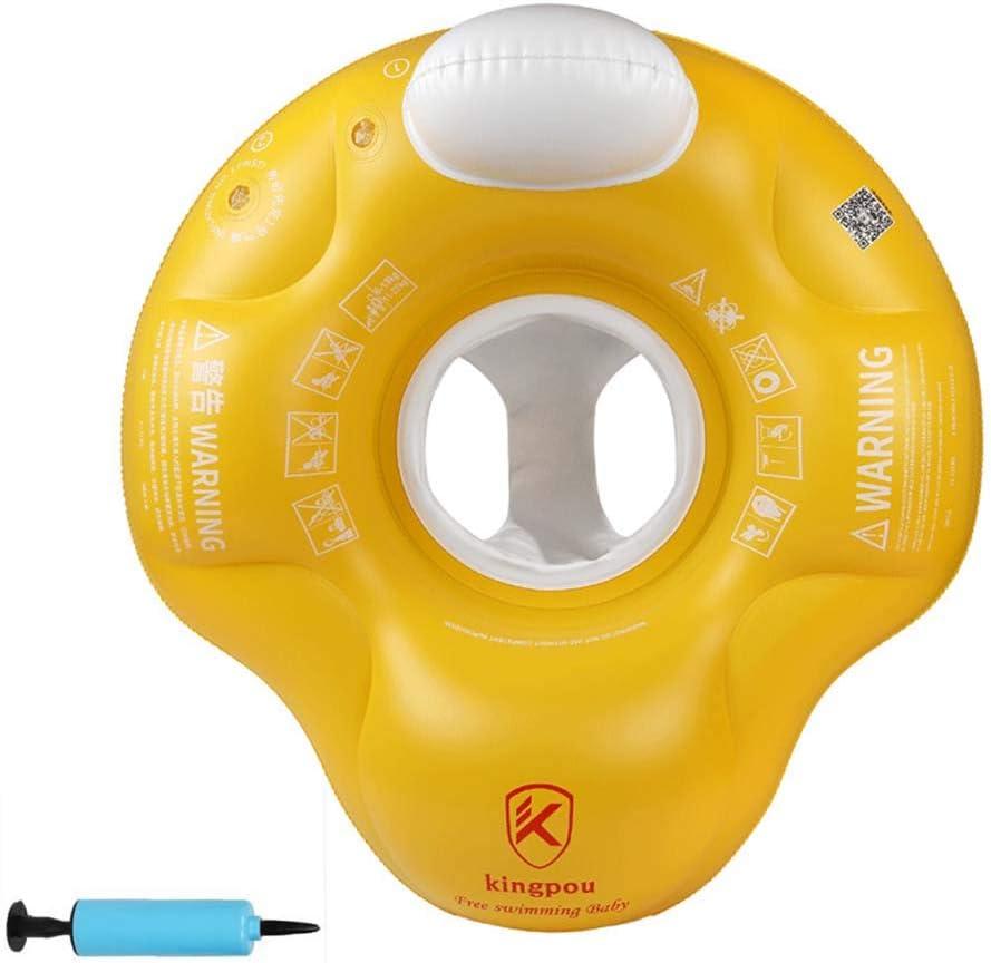 Thole Flotadores para BebéS Axila Inflable De Piscina Nadar Anillo para Bebe Flotador Ajustable Inflable para Bebé De Tres Meses A 6 AñOs De Edad