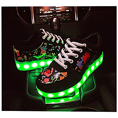 amp;g Femmes Femme Baskets Amoureux Ngrdx Sneakers Lumineux Pour m8vON0nw