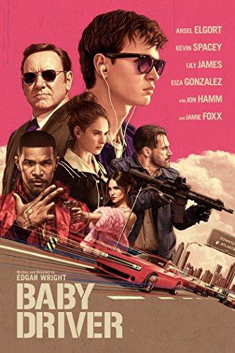 Baby Driver (Blu-ray + UltraViolet)