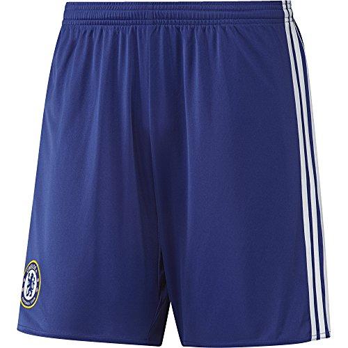 Shorts Chelsea Adidas - adidas Chelsea Home Shorts 2016/2017 - XXL-46