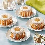 Wilton Mini Angel Food Cake Pans, 2 Piece Set of