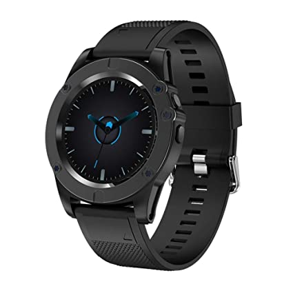 Amazon.com: HUZHAO Smart Watch, Bluetooth Smartwatch Touch ...