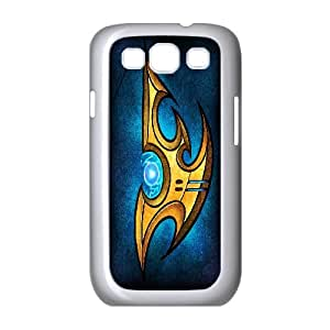 Premium Durable Protoss Starcraft Ii Fashion for Samsung Galaxy S3 I9300 Case Cover ATR049831