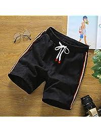 ZXHHL Fashion Trendy Men's Striped Casual Sweatpants