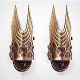 Mtxc Onimusha Cosplay Akechi Samanosuke Armguard brown Bronze