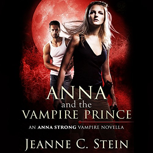 Bargain Audio Book - Anna and the Vampire Prince  An Anna Stro