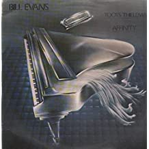 Affinity/Bill Evans [ Original LP Vinyl ]