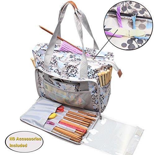 Crochet Nylon Bag Pattern - 6