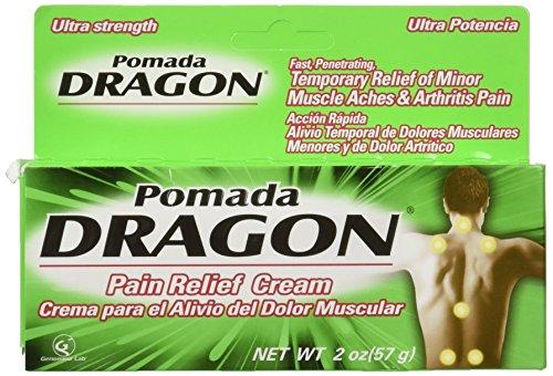 Genomma Lab Dragon Muscle Aches/Arthritis Pain, 2 oz.