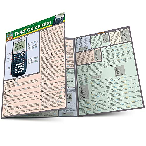 Ti 84 Plus Calculator (Quick Study Academic) (Ti 84 Plus Ce Graphing Calculator Manual)
