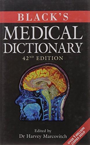 Download Black's Medical Dictionary (2009-09-30) pdf epub