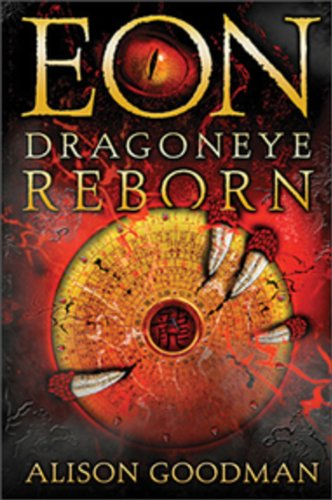 Book cover for Eon: Dragoneye Reborn