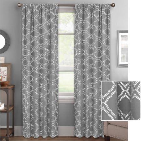 Mejor casas y jardines metálico enrejado de oro o plata de cortina Panel 52