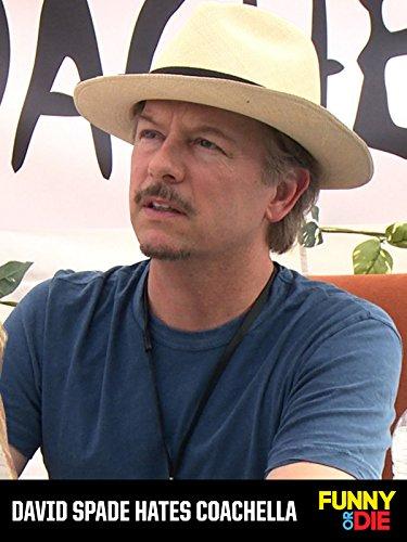 David Spade Hates Coachella ()