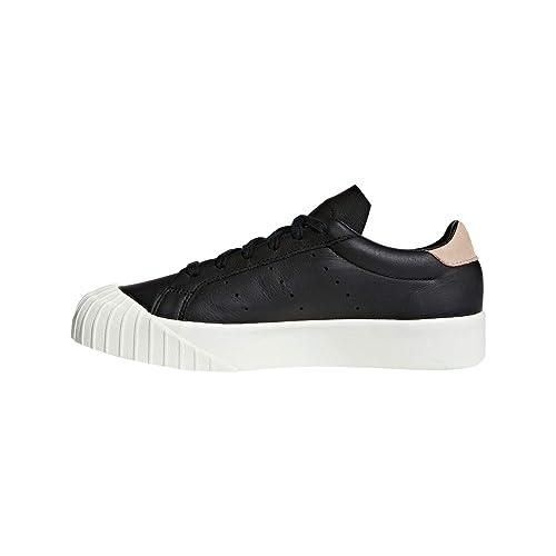 Adidas Everyn W, Zapatillas de Deporte para Mujer, Negro Negbas/Percen 000, 38 EU: Amazon.es: Zapatos y complementos