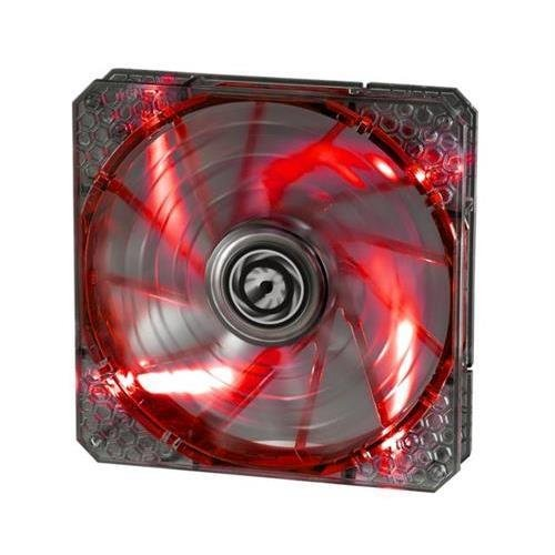 bitfenix bff-lpro-14025r-rp spectre pro 140mm red led case fan (bitfenix prodigy bff-lpro-14025r-rp)