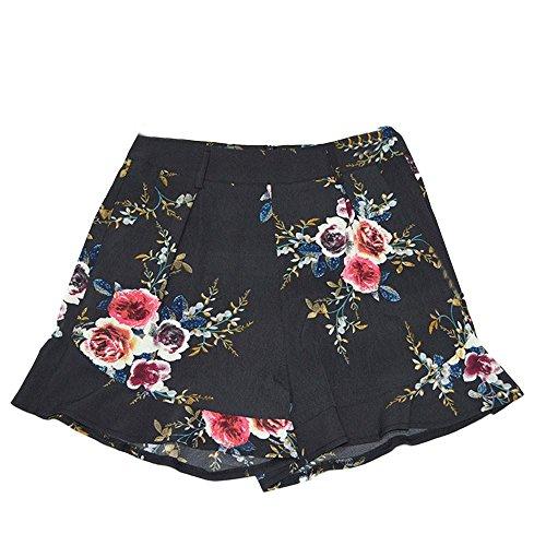 Pantaloncini Nero Donna Loose Pants LILICAT xqw6zTvf6