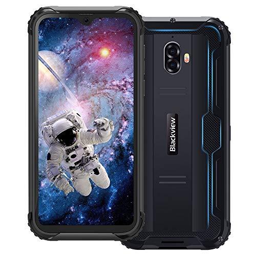 Telephone Portable Incassable, Blackview® BV5900 Smartphone Débloqué 4G (5.7Pouces, 3GO+32GO, Batterie 5580mAh, 13MP+0… 1