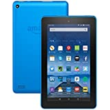 "Fire Tablet, 7"" Display, Wi-Fi, 8 GB - Includes Special Offers, Blue"