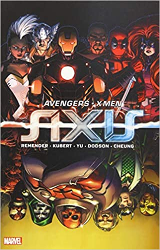 Amazon com: Avengers & X-Men: Axis (9781302904142): Rick