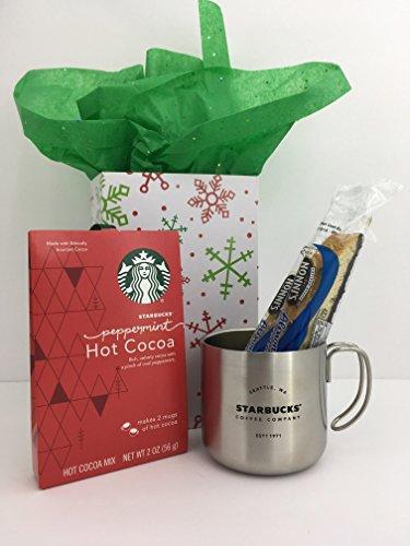 Starbucks Handle Mug Gift Pack Set (Starbucks Gift Packs)
