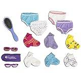 Maplelea Ultimate Value Pack for 18 Inch Dolls (brush, sunglasses, glasses, ...