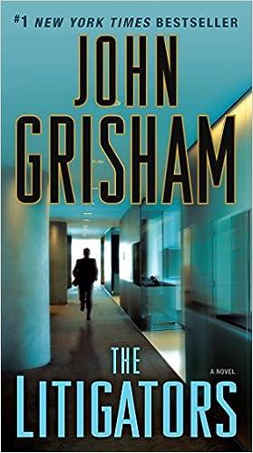 Best books John Grisham