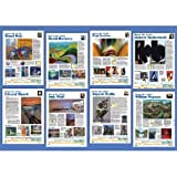 """""""Know the Artist"""" Set, 10 pcs The tenth set in the Know the Artist Poster series includes: Raoul Dufy, David Hockney, Paul Jenkins, Robert Motherwell, Edvard Munch, Judy Pfaff, Auguste Rodin, and William Wegman. The colorful 18"""" x 24"""" posters are pri..."""
