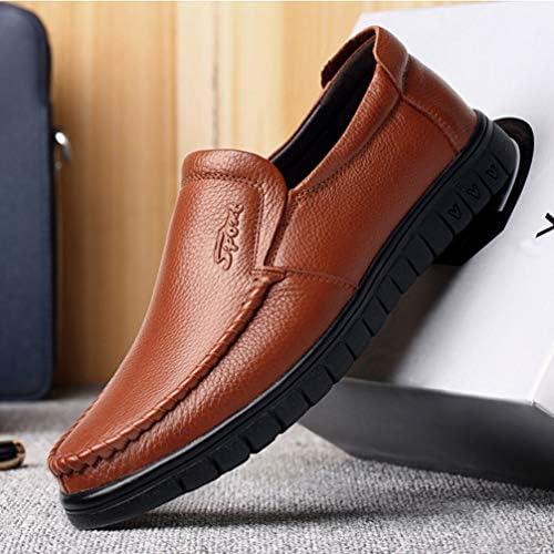 ビジネスシューズ カジュアルシューズ 幅広 メンズ スリッポン ドライビングシューズ 大きいサイズ 防滑 紳士靴 革靴 敬老の日 ギフト モカシンシューズ 耐摩耗性 メンズ カジュアル 革靴 合成革 夏春秋冬 メンズ 靴 くつ