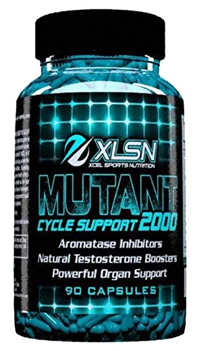 Mutant Cycle Support, 90 caps Review