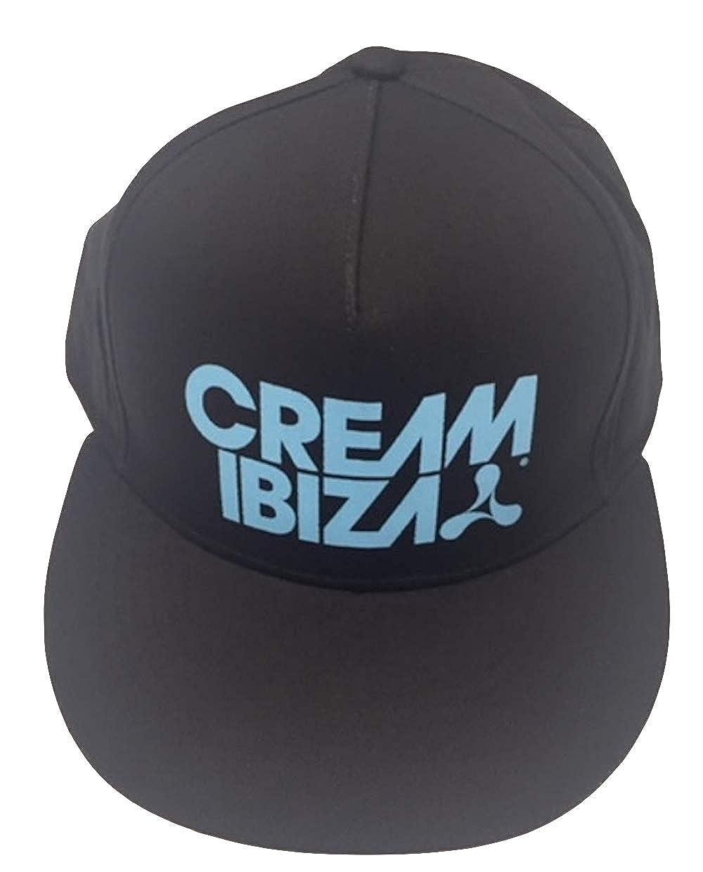 Crème Discothèque - Ibiza Logo - Officiel Casquette Baseball