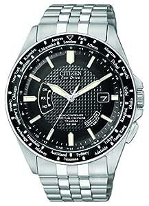 Citizen Men's CB0030-56E World Perpetual A-T Watch