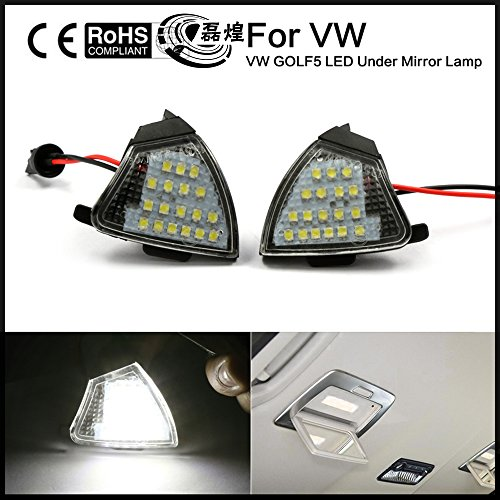 leihuang-2x-error-free-led-side-mirror-puddle-light-vw-golf-5-mk5-mkv-passat-b6-jetta-eos