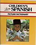 Children's Spanish Dictionary, Living Language Staff, 0517563363