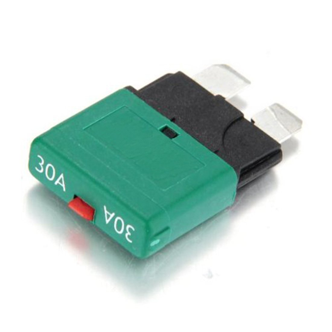 MagiDeal 7 Pieces 28V 5A-30A Auto Marine Resettable Blade Fuse Manual Circuit Breakers