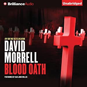 Blood Oath Audiobook