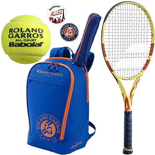 Babolat Pure Aero Roland Garros Racquet (4 1/4