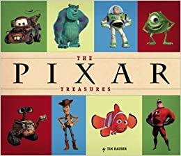 the pixar treasures a disney keepsake book