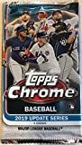 Exclusive 2019 Topps Chrome Baseball Update Pack
