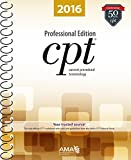 CPT 2016 Professional Edition (Current Procedural Terminology, Professional Ed. (Spiral)) (Current Procedural Terminology (CPT) Professional)