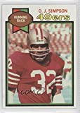 O.J. Simpson (Football Card) 1979 Topps - [Base] #170